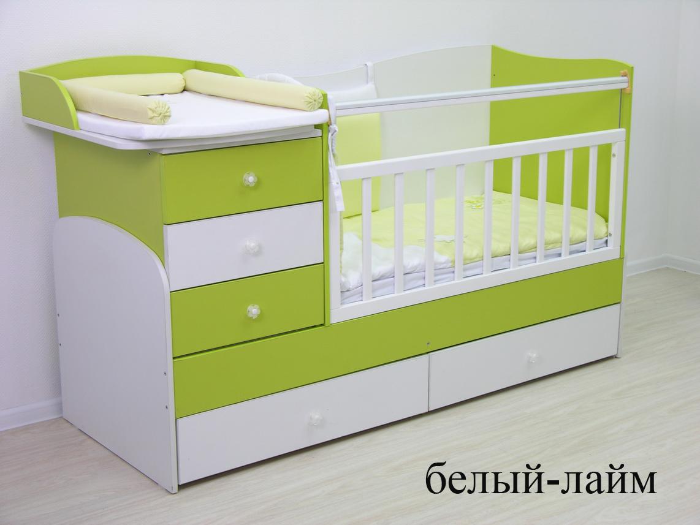 Кровати для новорожденных фото