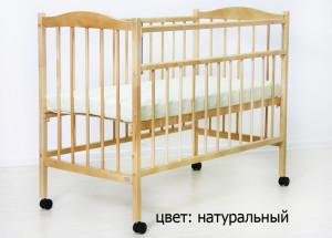 кровать 203 натуральн