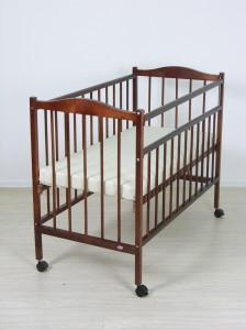 кровать 203 орех_