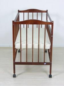 кровать 203 орех__