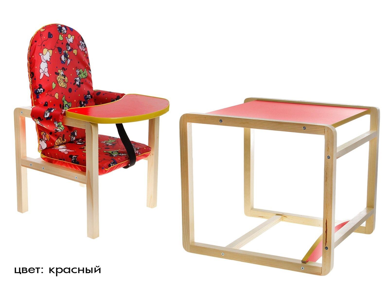 Схема сборки стула карапуз