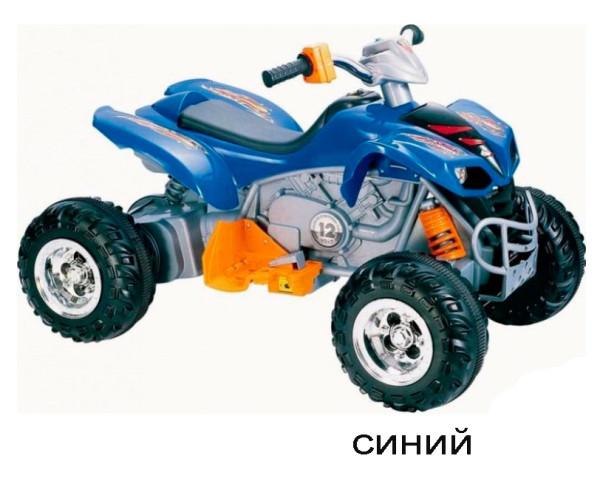 Электроквадроцикл Glory 12v 789