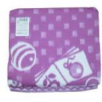 одеяло ермолино 57-8ЕТ сиреневый