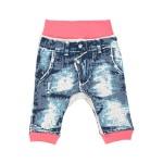 ползунки под джинсу 26-229 розовый