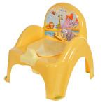 горшок стульчик сафари желт