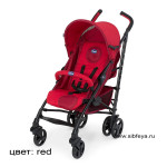 chicco life way red
