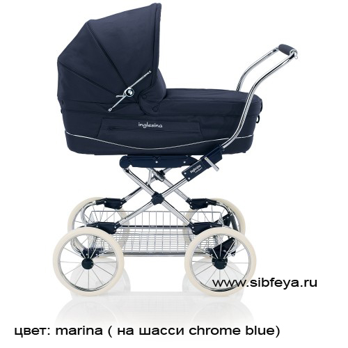 VITTORIA_marina comfort chrome blue