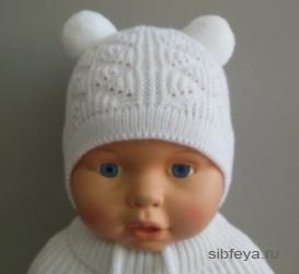 шапка аистенок_