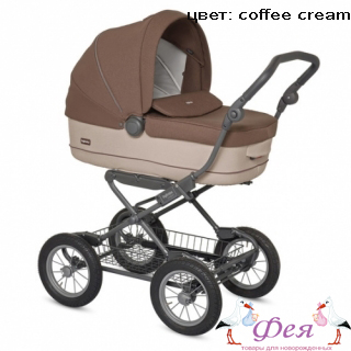 Inglesina_Sofia__2 в 1 ergo coffee cream