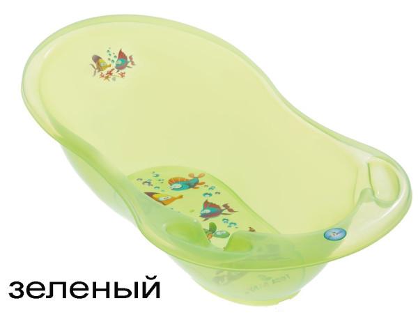 ванна aqua 86 см зел
