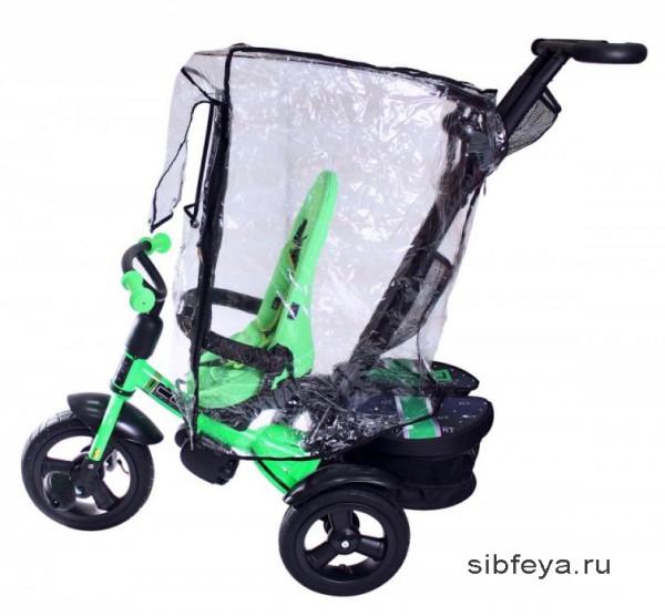 дождевик велосипед 017B