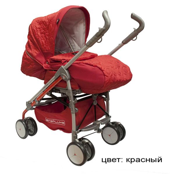 трость Babylux 205 S 8 колес красный