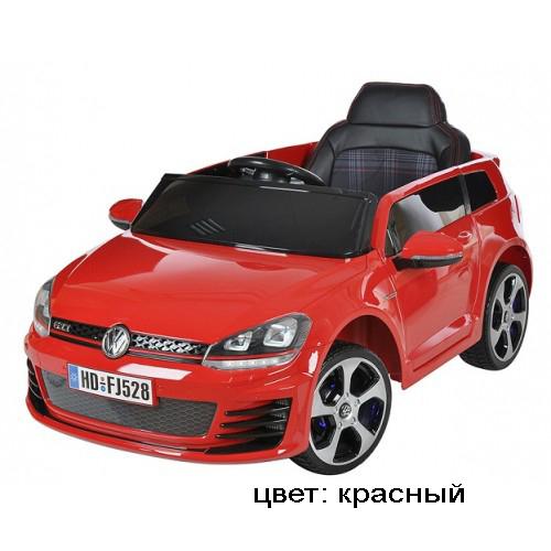 VOLKSWAGEN GOLF GTI HD-FJ528 красн