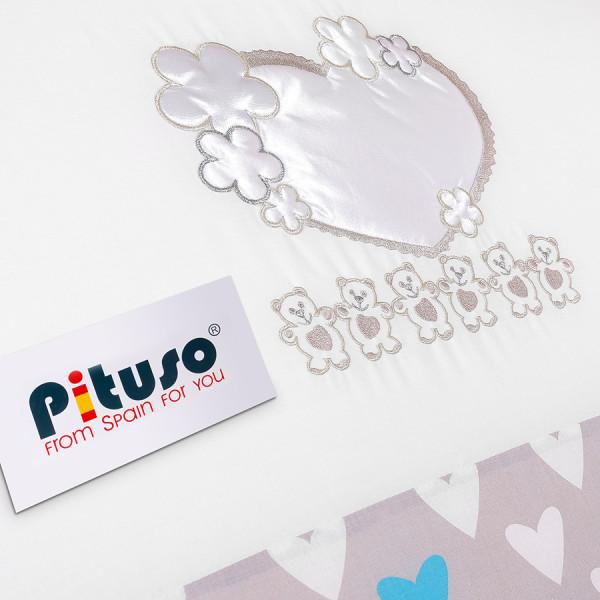 сердечко в цветочках pituso 6 пр_1