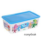 контейнер для игрушек фиксик 51122 гол