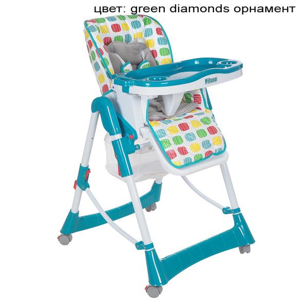 nino green диаманд