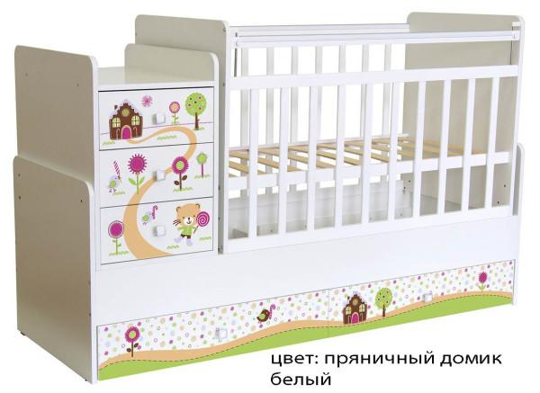 фея 1100 пряничный домик бел
