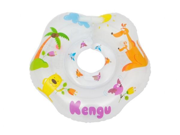 Круг на шею надувной для плавания малышей (KENGU)