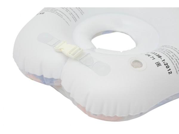 Круг на шею надувной для плавания малышей (KENGU)_