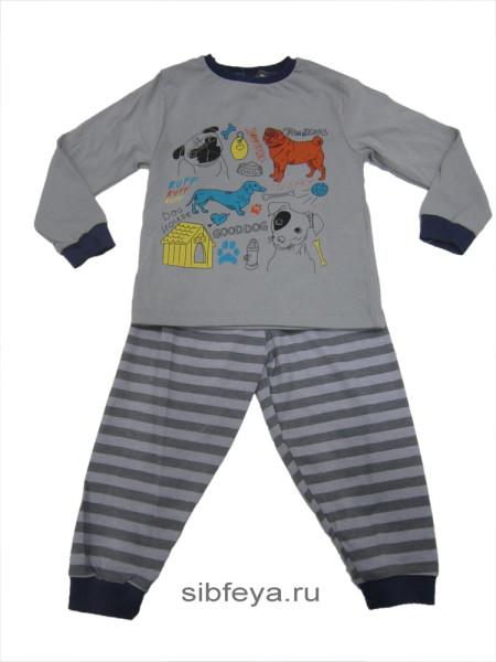 пижама собака сер