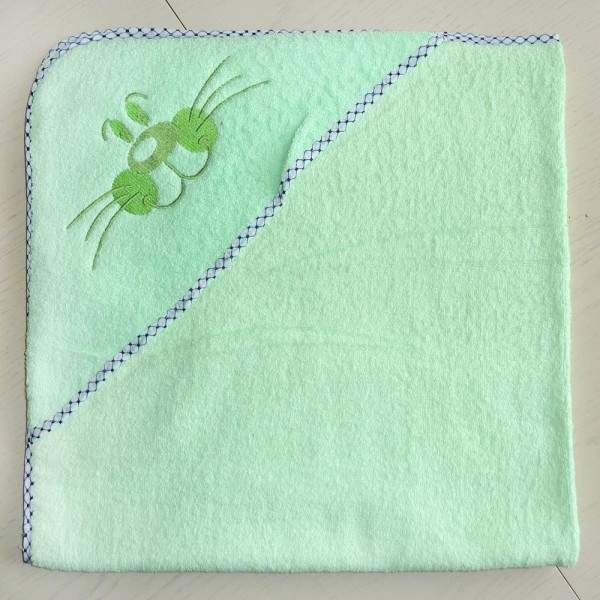 полотенце-уголок зел