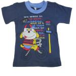 футболка went to