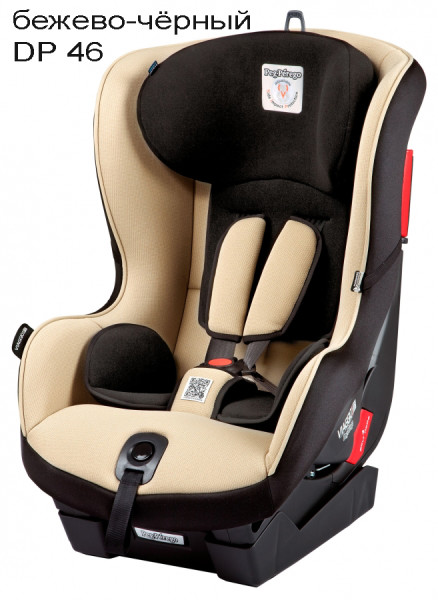 Peg-Perego Viaggio Duo-Fix K Sand беж черн