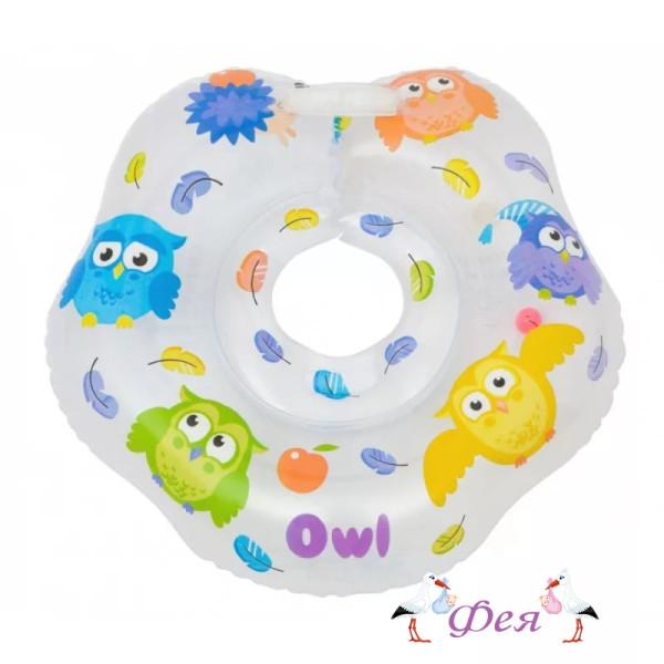 Круг на шею для плавания OWL