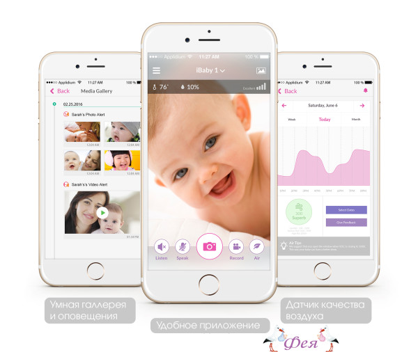 i baby m6s_ibabycare_app