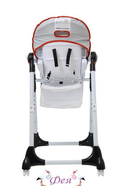 Стульчик для кормления Polini Disney baby 470 Микки Маус, серый_3
