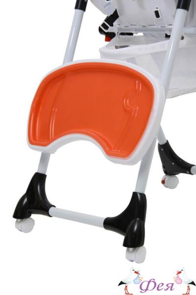 Стульчик для кормления Polini Disney baby 470 Микки Маус, серый_7