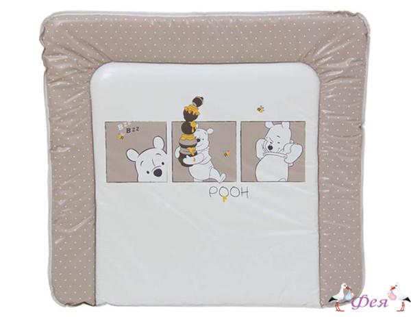 Polini Disney baby Медвежонок Винни, белый-макиато