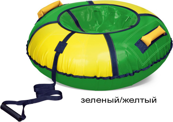ТБ1К зеленый-желтый