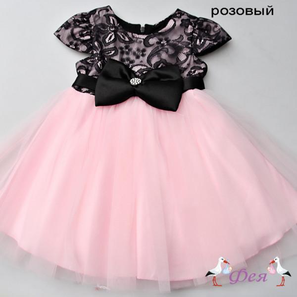 платье 8205 роз
