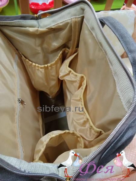 рюкзак f1 внутри