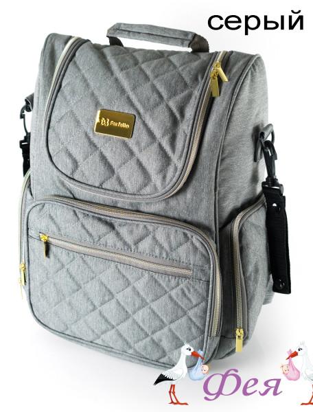 рюкзак f3 серый