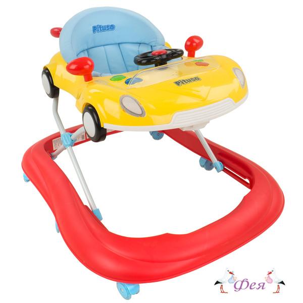 ходунки мой маленький гоночный авто