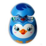 яйцо-сюрприз пингвин