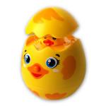 яйцо-сюрприз утенок_