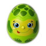 яйцо-сюрприз черепаш
