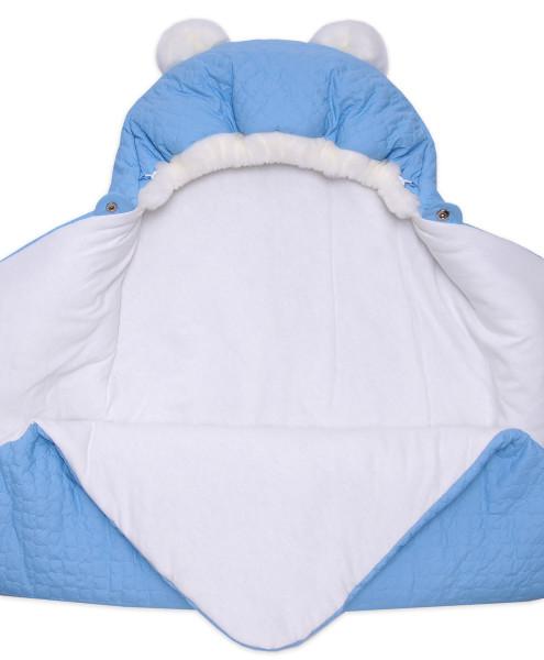 Одеяло-на-выписку-Умка-Арси-голубой-фото-3