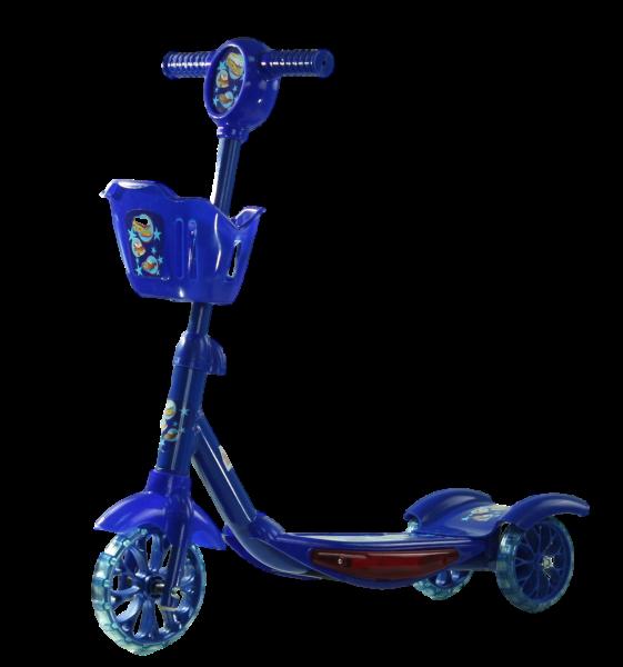 К04 синий