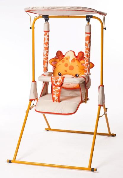 жираф с тентом