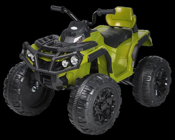 Детский электромобиль (2020) S602 (12V, EVA, экокожа), камуфляж_1