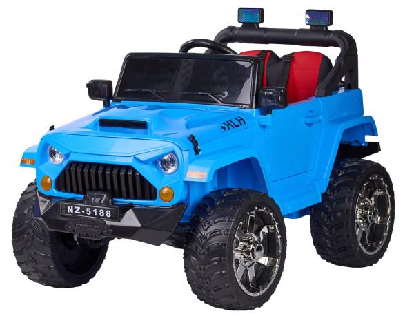 Джип (2021) LL718 синий