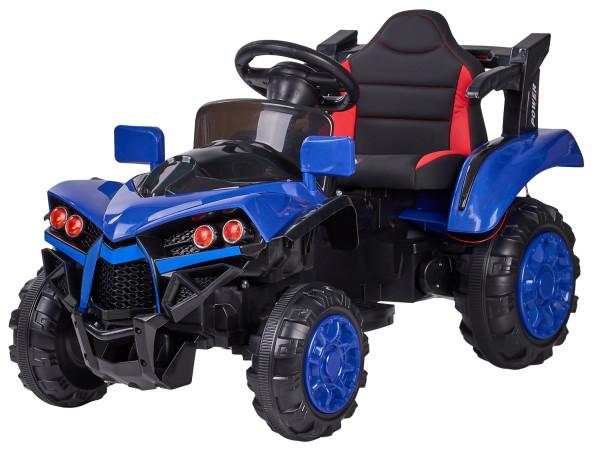 Электромобиль PO1996 синий
